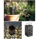 Solar-powered light Vintage-Style Lantern