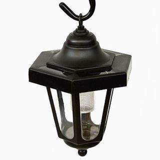 Solar-powered light Garden Lantern