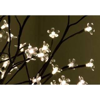 Solar-powered decorative light Flower Branch
