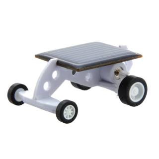 Solar-powered Mini Racing Car