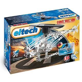 Solar-powered kit eitech Construction C 71 Helicopter