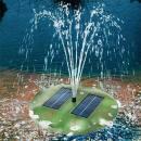 esotec Solar-Teichinsel Seerose