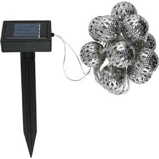 Heitronic Solar-Lichterkette Balota