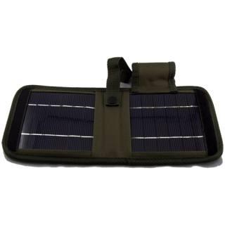 Appareil de charge solar vert olive