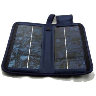 Solar battery charger 3612 J blue