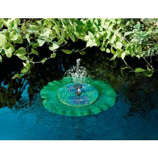 Pond aerater Floating lily