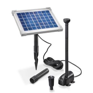 Solar-powered pump kit esotec Water Splash 470