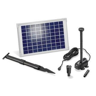 Système solaire de pompage esotec Water Splash 610