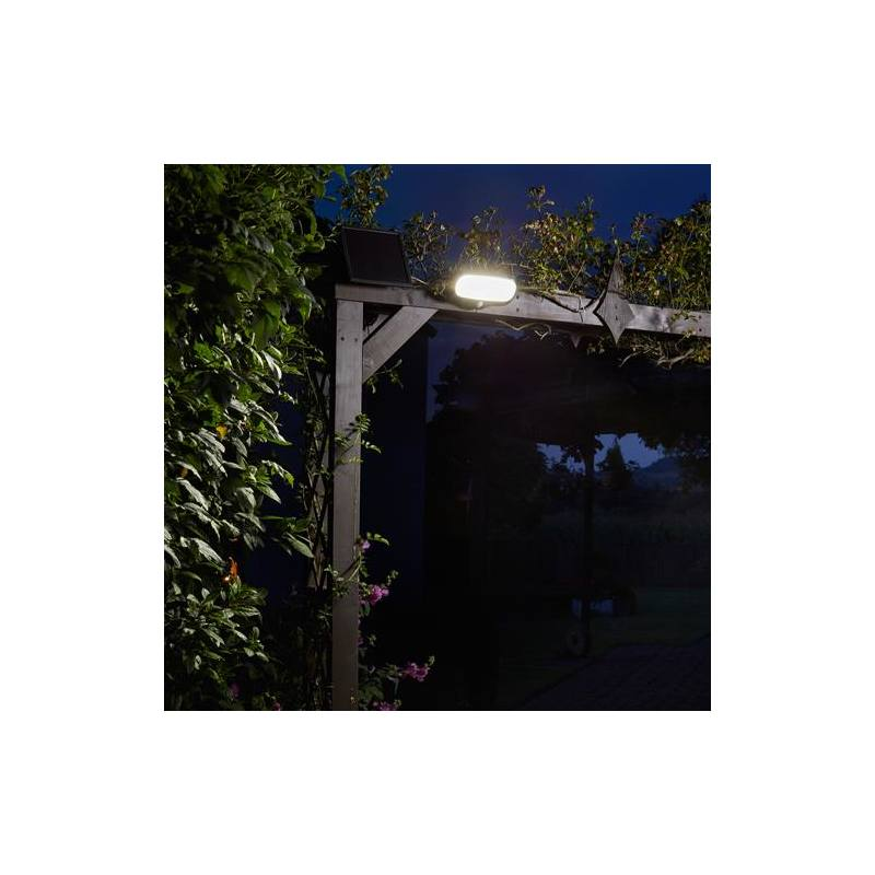 PIR Solar Flood Light