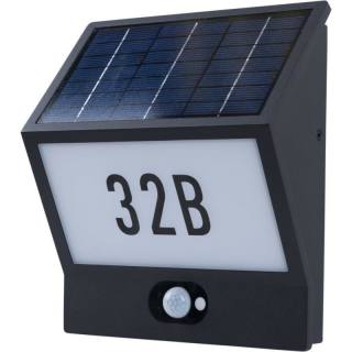 Andrea Heitronic Solar House Number