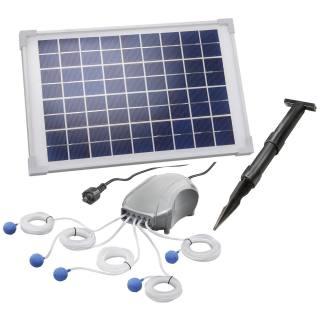 Aérateur de bassin solaire 120 l/h Esotec