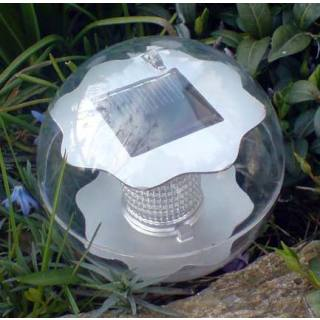 Solar-powered pond light Floating Light