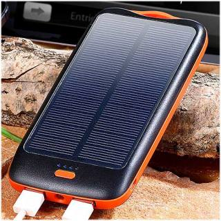 Solar-powered charger Power Bank