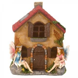 Elvedon Fairies Only Solar Garden Ornament