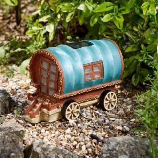 Elvedon Gypsy Rose Caravan