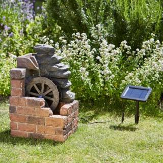Smart Solar Solar-Mühlenbrunnen Heywood