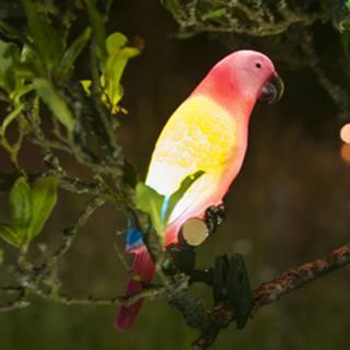 Galix Solar-Papagei