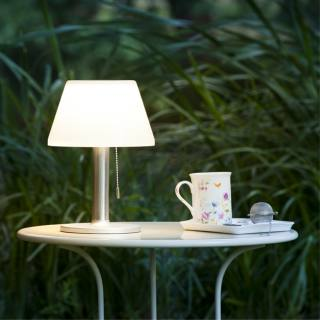 Galix Lampe de table solaire