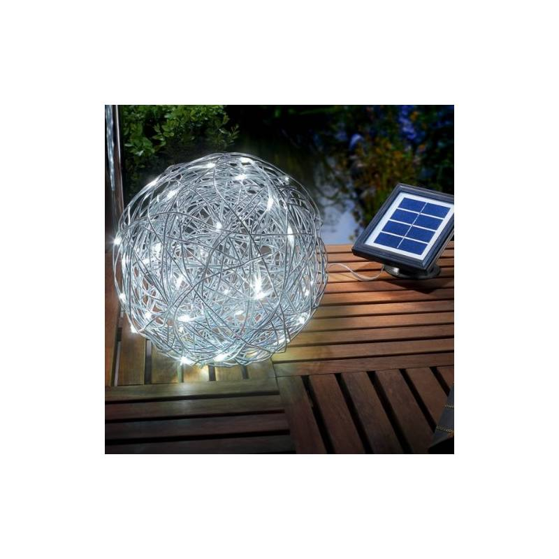 LED-Solarkugel 'Wireball' von Esotec