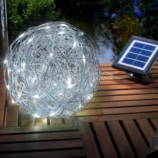 esotec Solar LED Wireball