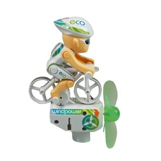 Powerplus Wind powered biker kit Chipmunk