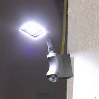 Solar-powered wall lamp Security Lamp