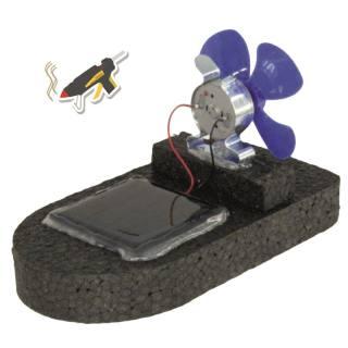 Bateau solaire Airstream, kit