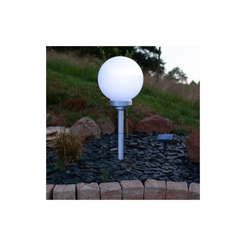 Solar Globe Light with rotating effect