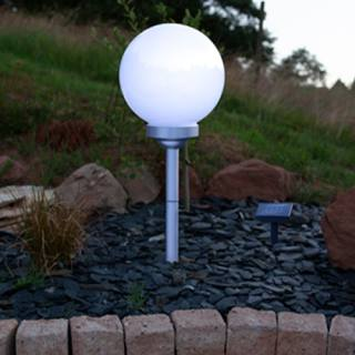 Galix Solar-Leuchtkugel mit rotierendem Leuchteffekt