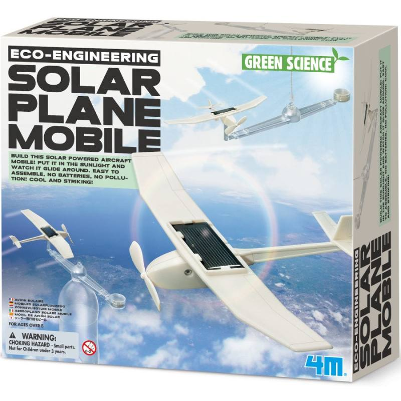 Green Science Solar Flieger Mobile