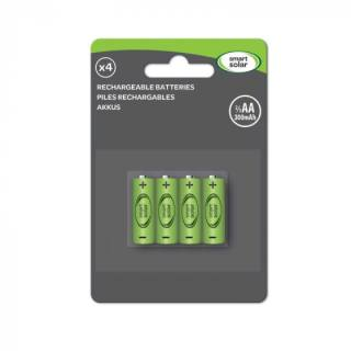Rechargeable Batteries 2/3AA 100mAh
