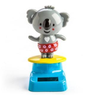 Solar Dancing Koala