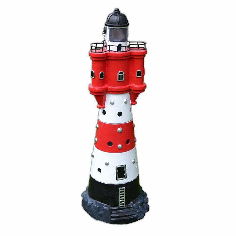 XL LED Solar Lighthouse