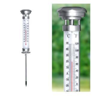 Thermomètre du jardin solaire