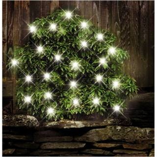 Solar Fairy Lights 24 LED cold-white
