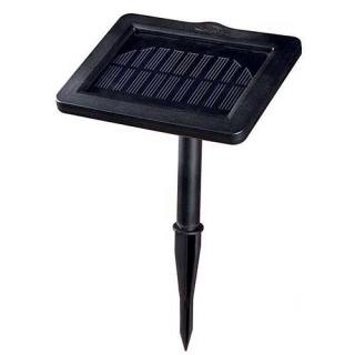 Solar-powered cascade fountain accessory Replacement Solar Panel
