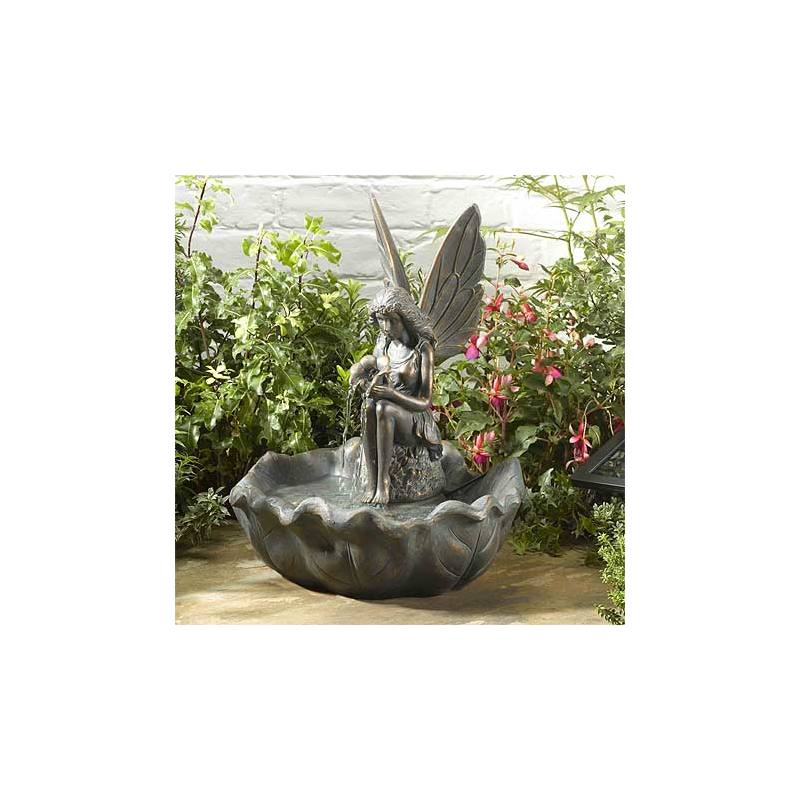 Fontaine solaire Elfe