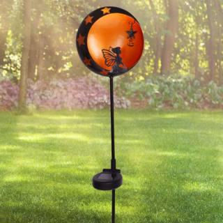 Lampe solaire LED Fairytale, orange