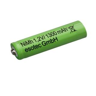 Pile rechargeable NiMh 1,2V/1300 mAh