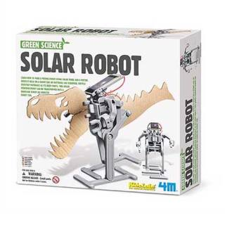 Green Science Solar Roboter