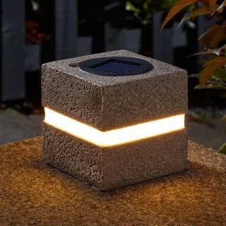 Solar Cube Light
