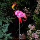 Flamingo Solar Stake