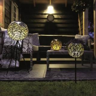 Luxform Lampe solaire Samba Tripod