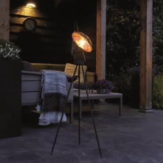 Luxform Solar-Studioleuchte Dresden