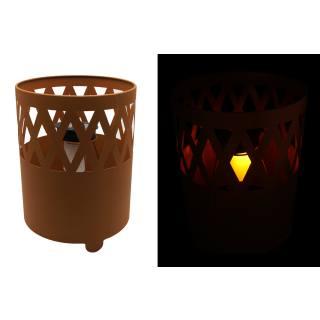 Solar Fire Basket