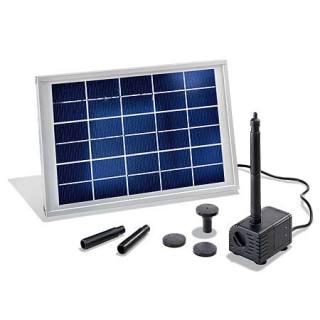 Système de pompe à étang solaire Palermo