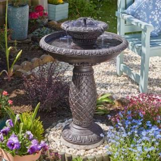 Fontaine solaire Versailles