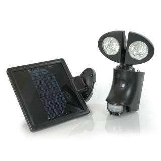 Solar-powered motion detector Security Light