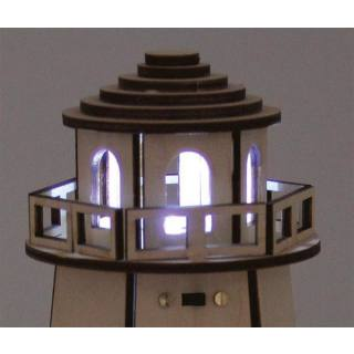 Kit de construction en bois Phare Starlight