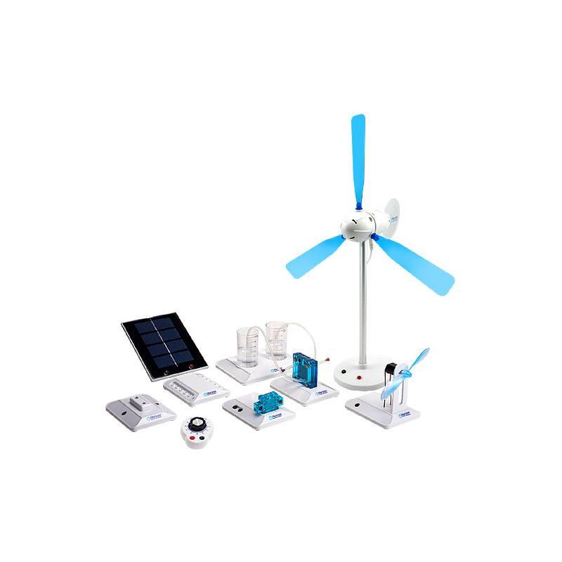 Lehrmodell 'Erneuerbare Energien' von Horizon
